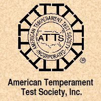 American Temperament Test Society, Inc. Logo links to website