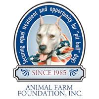 Animal Foundation Inc logo links to website