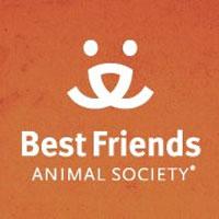 Best Friends Animal Society logo links to website