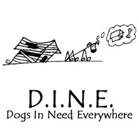 Dogs in need everywhere logo links to website