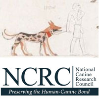 National Canine Research Council logo links to website