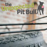 The Unexpected Pit Bull Logo